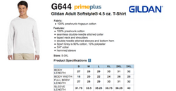 Gildan 644