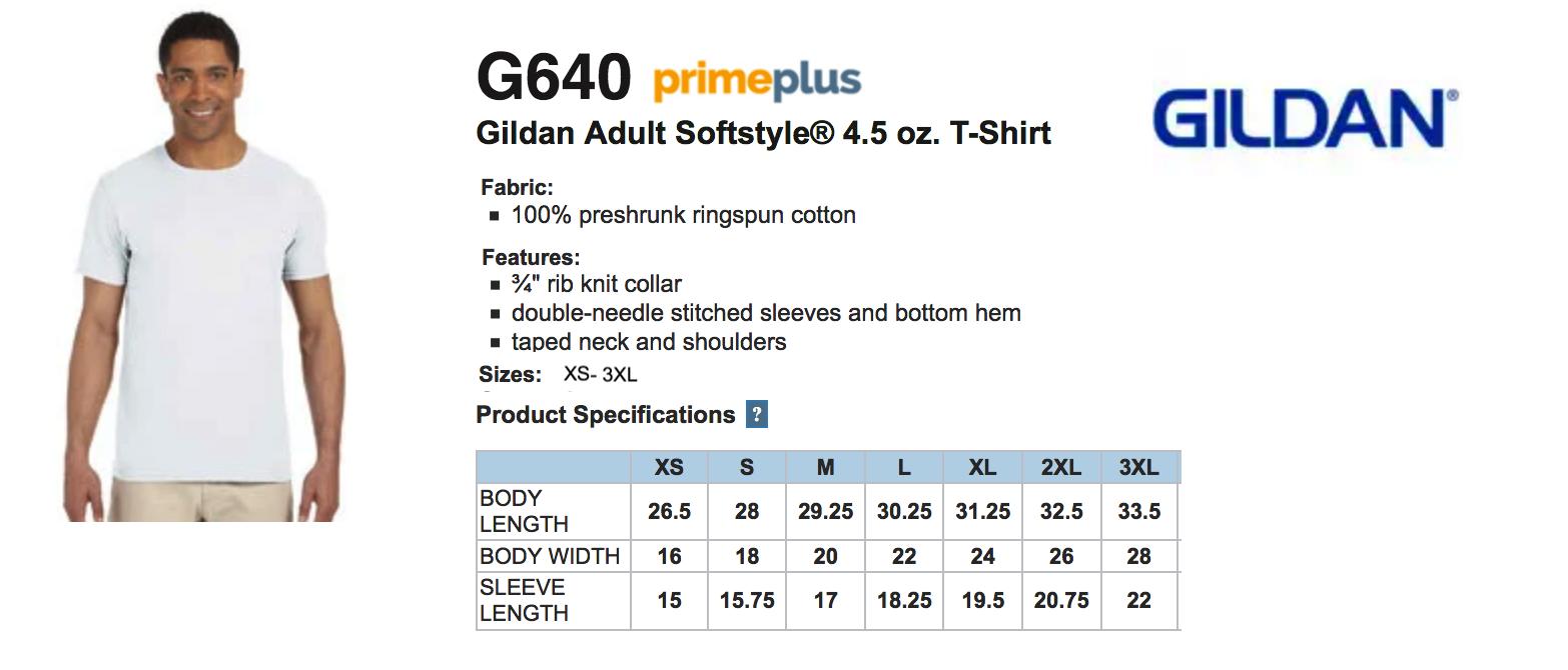 Gildan 640