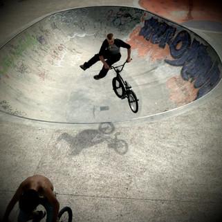 Bastien Pons bike BMX