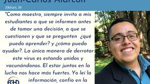 Voices for Vaccination - Juan-Carlos Alarcon