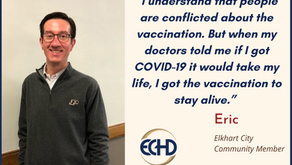 Voices for Vaccination - Eric, Elkhart City Community Resident