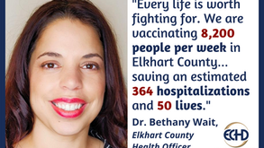 Voices for Vaccination - Dr. Bethany Wait