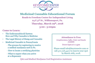 Please Join Us for an Educational Forum