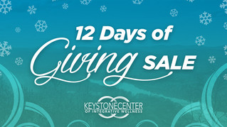 12 Days of Giving Sale