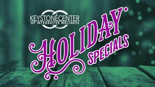 2020 Holiday Specials!