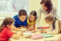 Criaças em aula, Crosscultural: O que há de melhor em cursos de idiomas