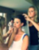 Denver Bridal Hair | On-location | The Look Denver