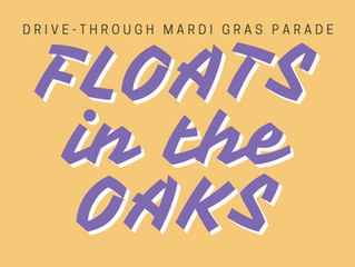 'Floats in the Oaks' coming to New Orleans City Park