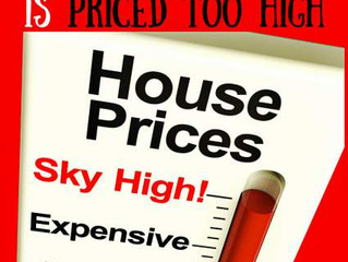 Ten Ways to Tell if Your Home is Overpriced