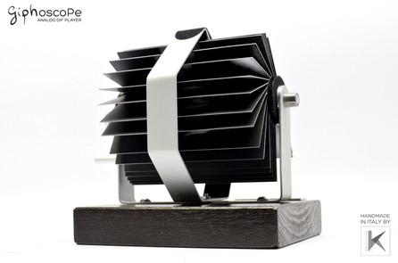 Custom made Giphoscope Puro