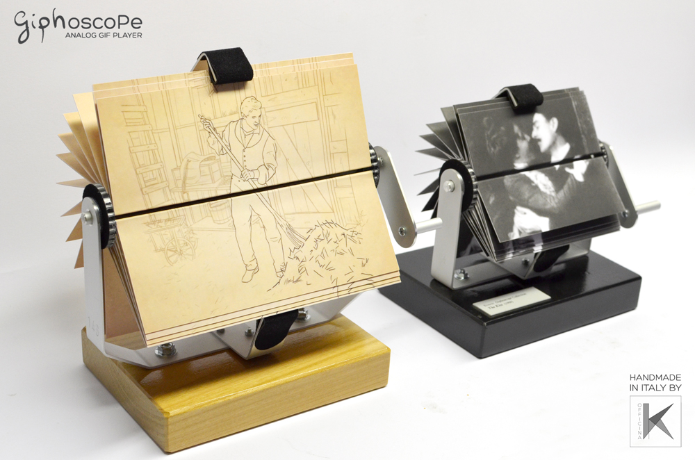 Giphoscope XL