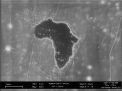 Nanoart | Actual Size