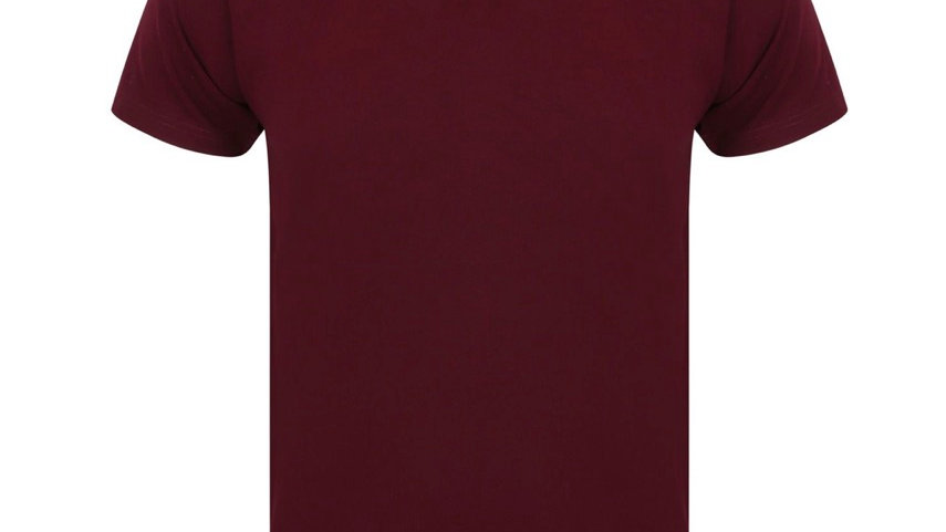 Men's Official Loubobang Printed Logo Skinny Fit T-Shirt