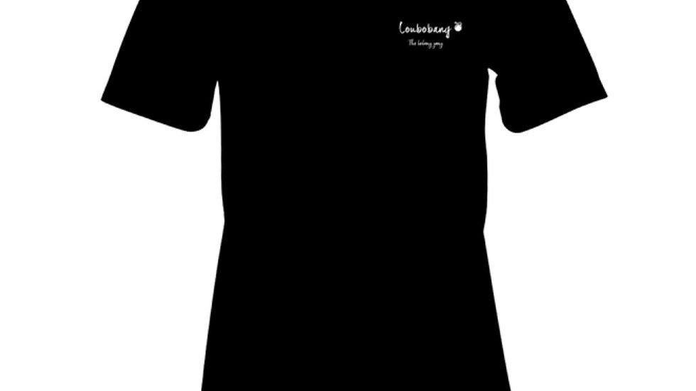"Loubobang Explicit Men's T-Shirt - ""If in doubt, block the cunts"""