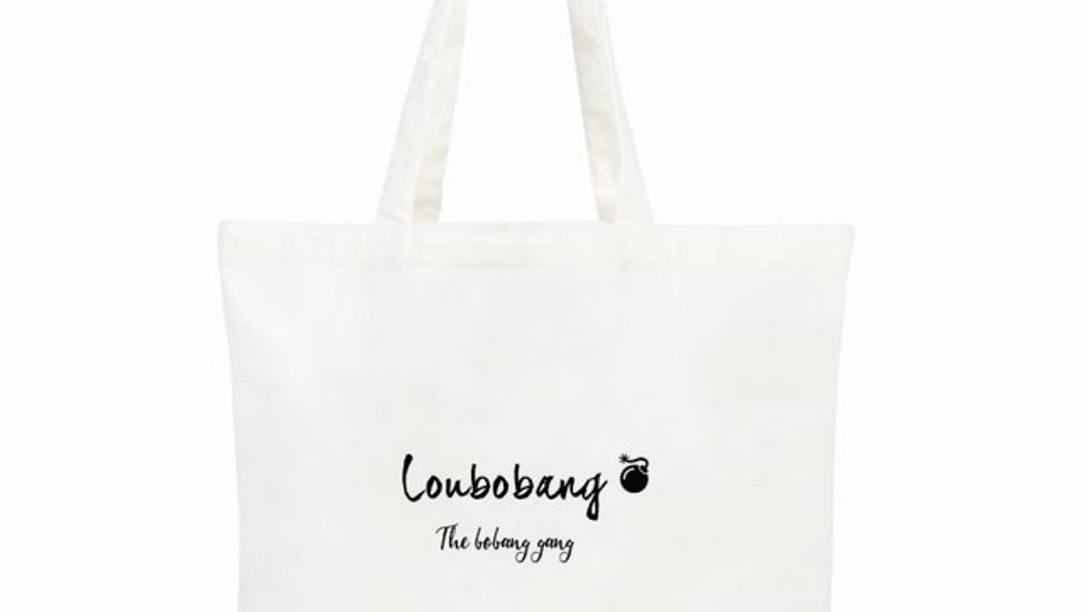 Official Loubobang Tote Bag