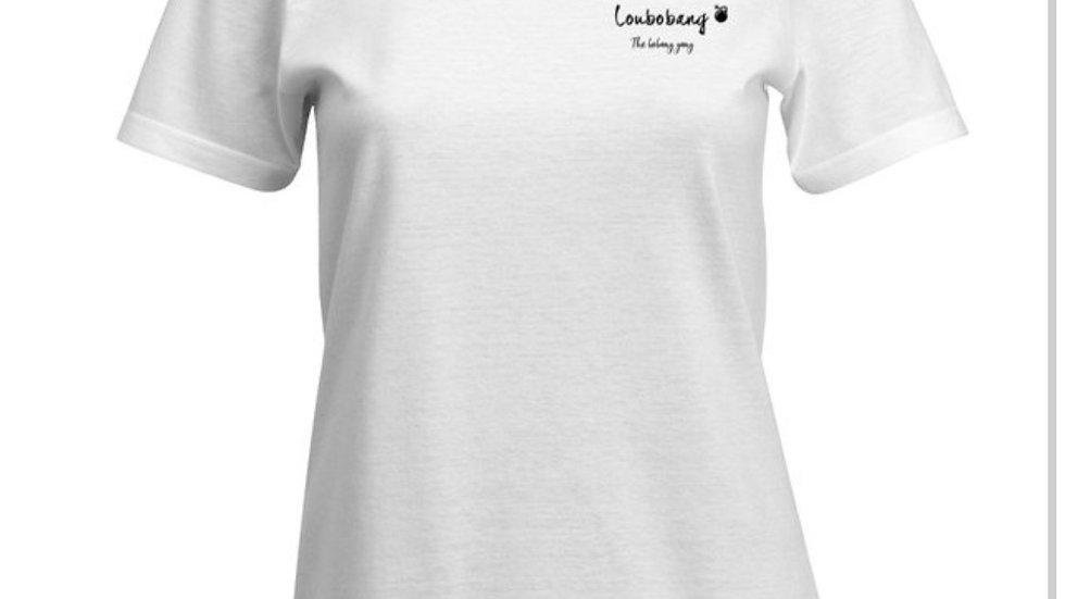 """Official Loubobang Ladies """"Au Con-Fucking-Traire T Shirt 2 Colours"""