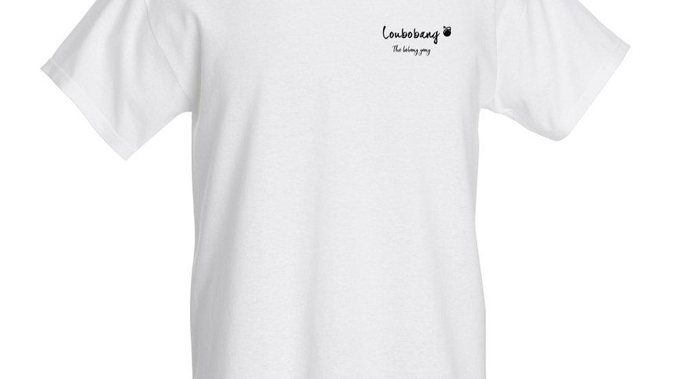 Official Loubobang Men's T Shirt - Black, Grey or White