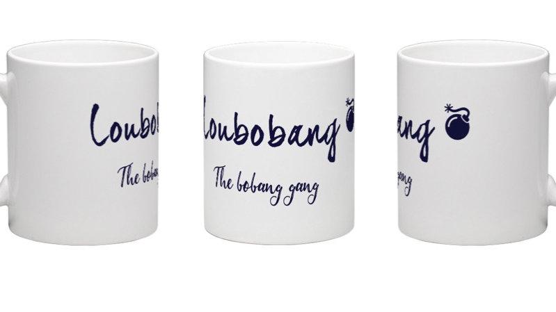 Official Loubobang Mug - White