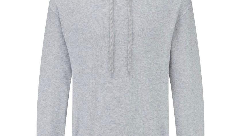 Men's Loubobang Embroidered Logo Hoodie - Grey, Navy or Black
