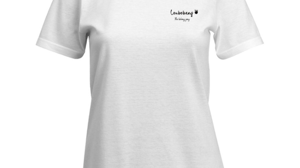 Official Loubobang Ladies T Shirt Explicit - Black or White