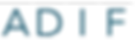 ADIF Logo (White).png