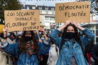 Démocratie Floutée