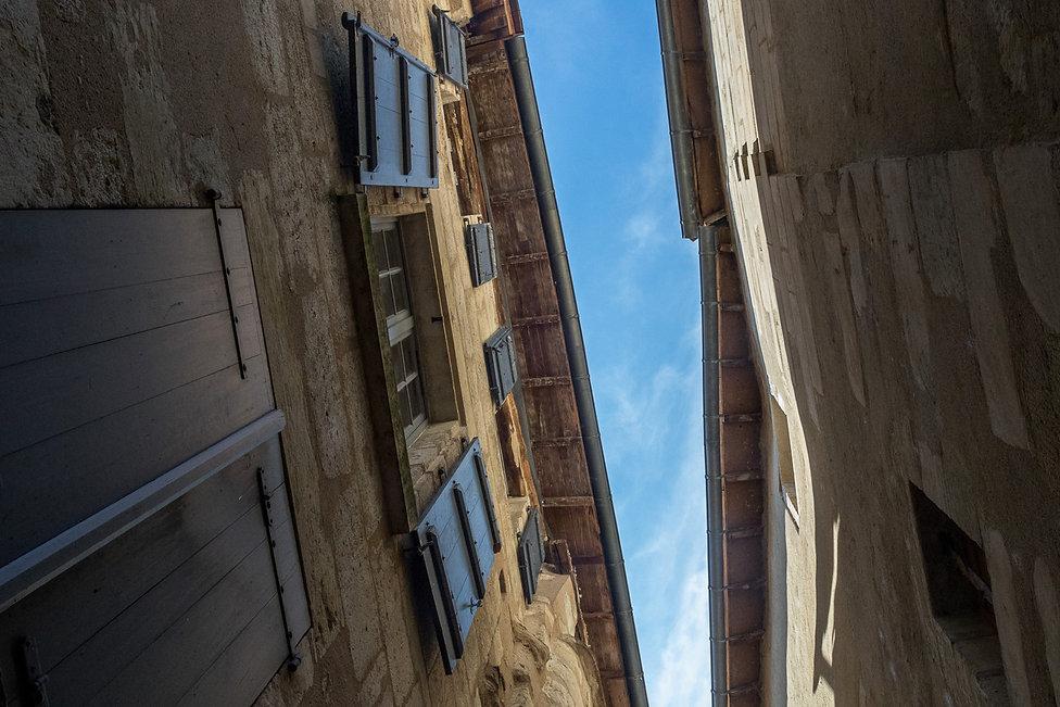 Tirage photographique - Sud-Ouest - Perigueux - batiment architecture - Maud Dupuy