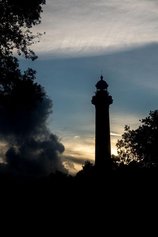 La Tremblade - phare de la Coubre