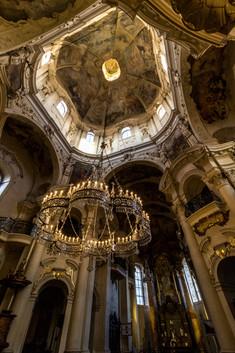 Prague - Eglise saint nicolas