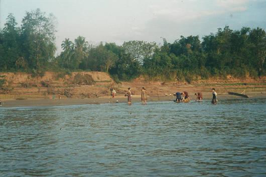 Le Laos, de l'autre côté du Mekong