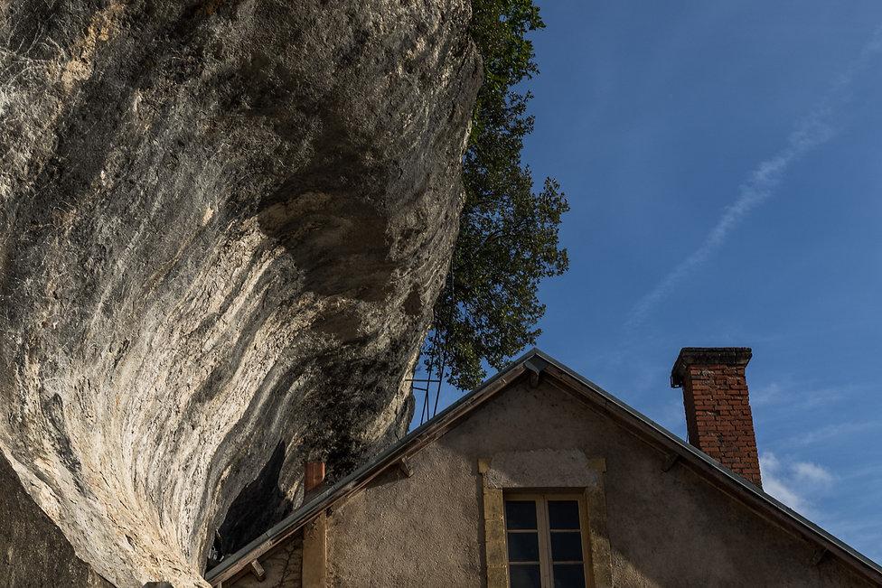 Tirage photographique - Sud-ouest - paysage - a l'abri des falaises - Maud Dupuy