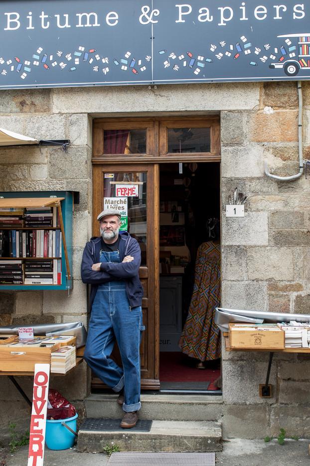 Becherel, Cité du livre