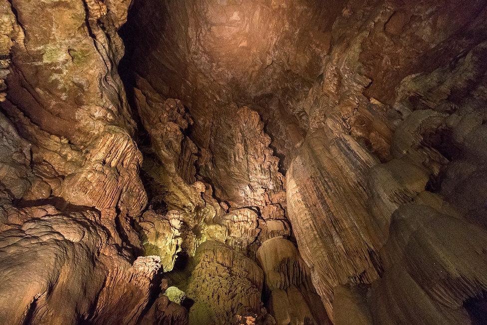 Tirage photographique - Sud-Ouest - Gouffre de Padirac - grotte - Maud Dupuy