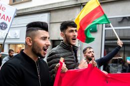 Soutient au Rojava et Kurdistan