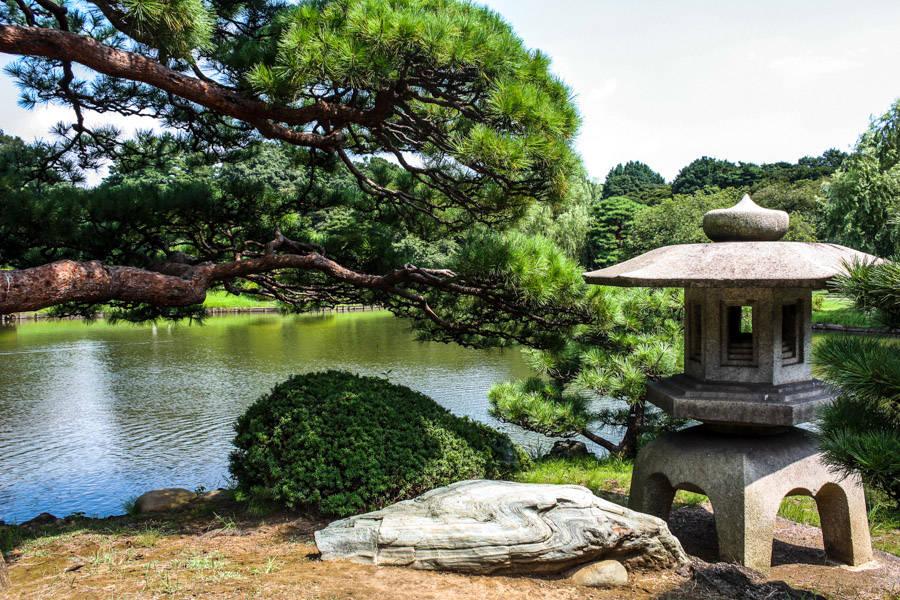 jardin Kiyosumi