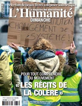 L'humanité - Couverture