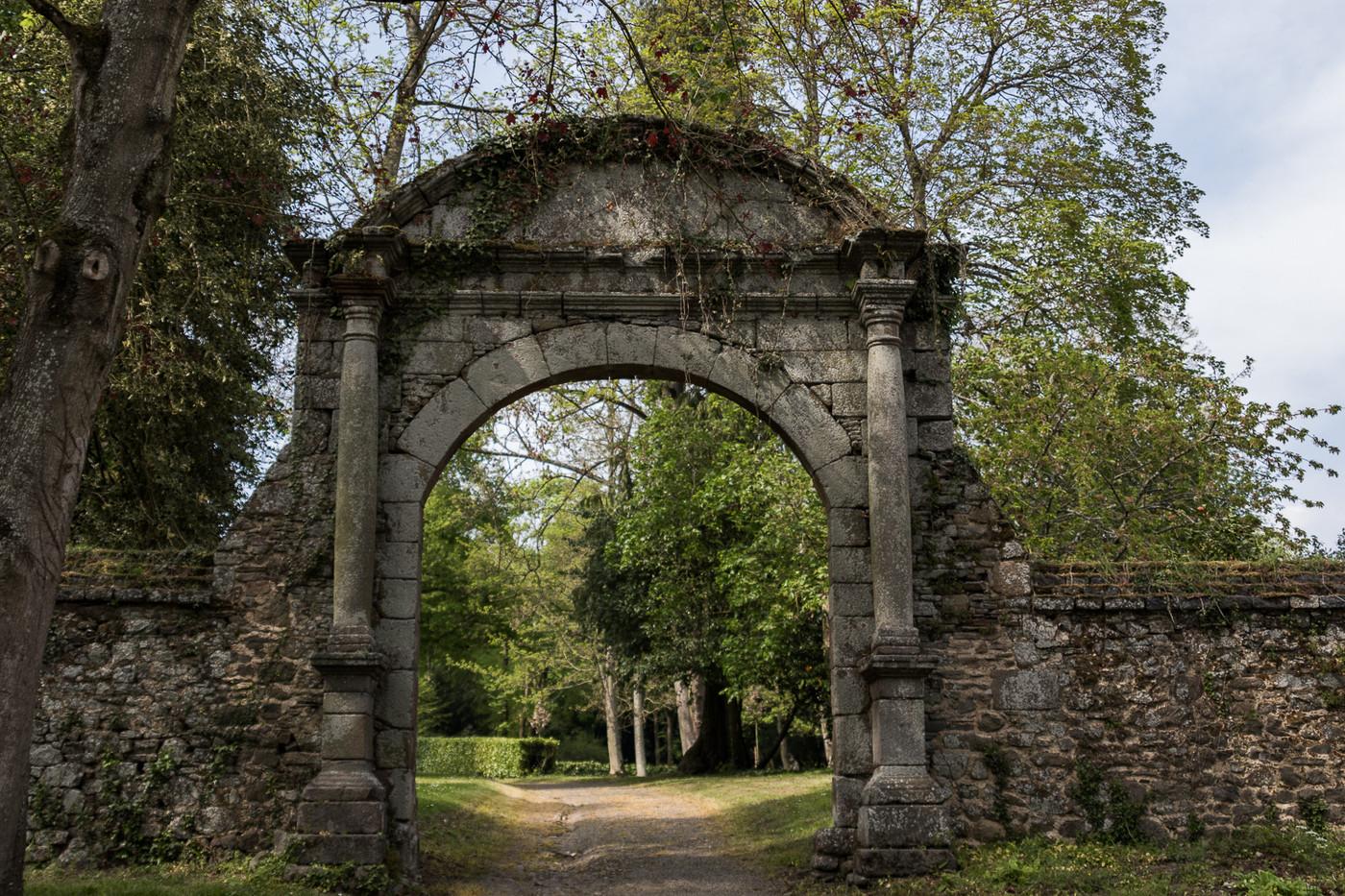 Chateau ayant inspiré mémoires d'outre tombes à Chateaubriand.