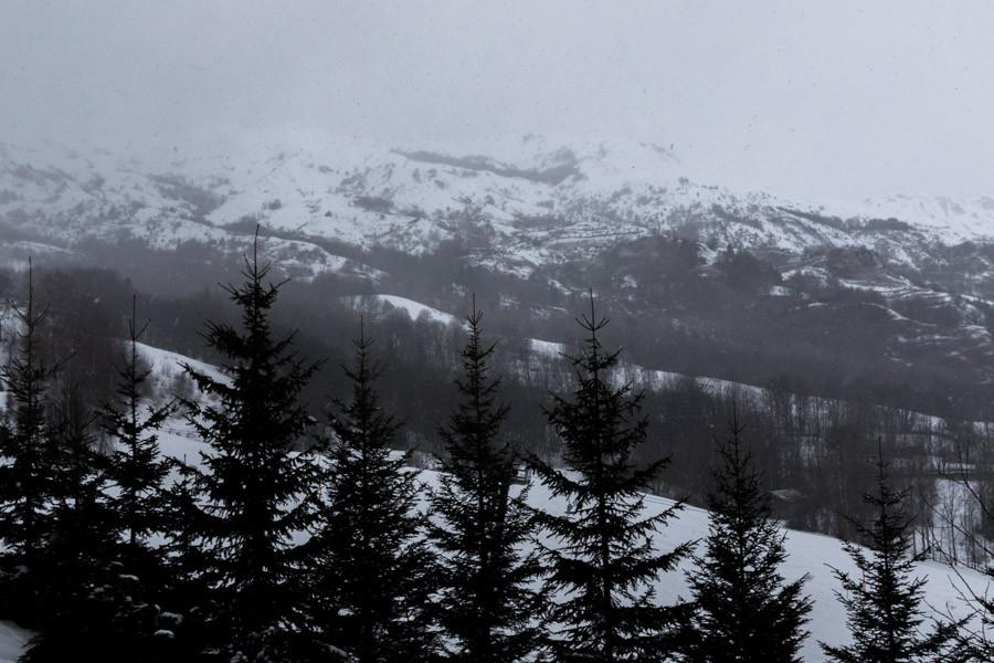 Les Bottières ont leurs leurs pistes de ski, qui permettent notamment de rejoindre les pistes de la Toussuire.