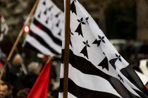 Réunification de la Bretagne