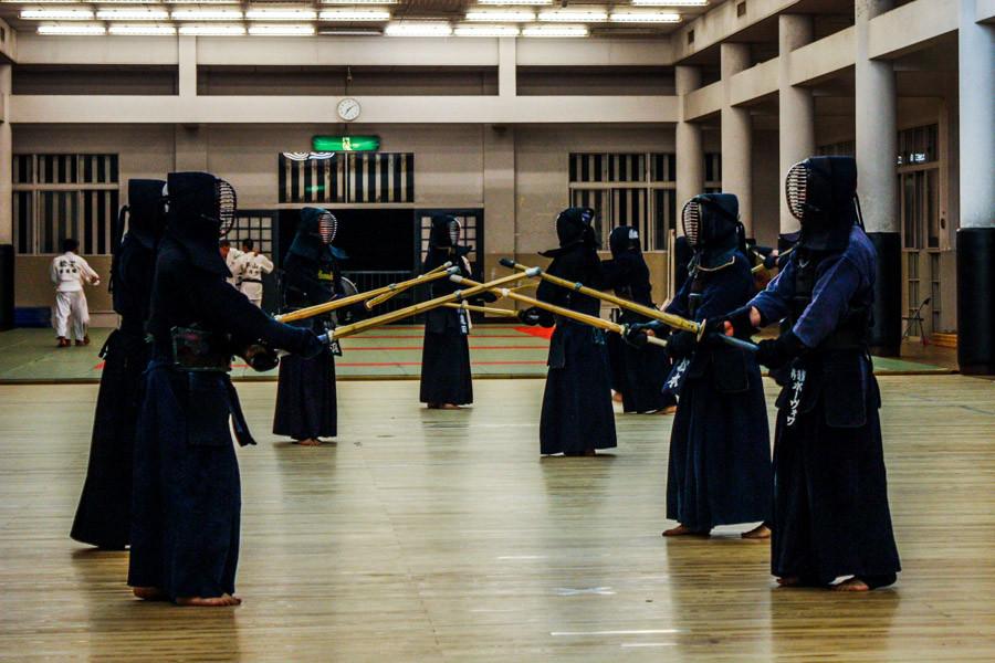 Cours de Ninja