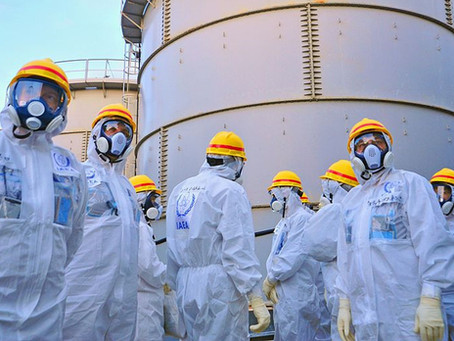Radioactive water: Fukushima authorities considering ocean discharge