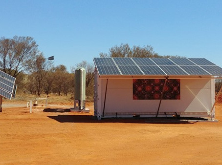 Project Gilghi: Innovative water treatment for Australia's outback
