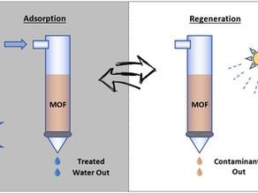 Technology alert: MOF water purification system