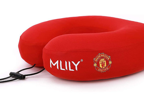 Manchester United Travel Pillow