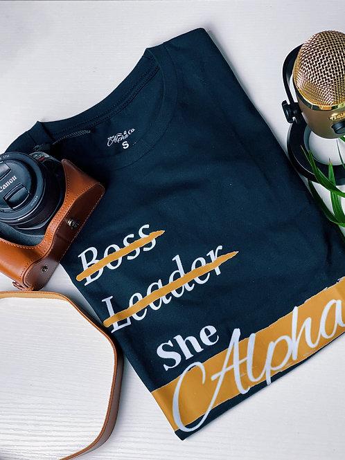 Alpha Shirt