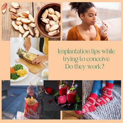 Implantation Tips
