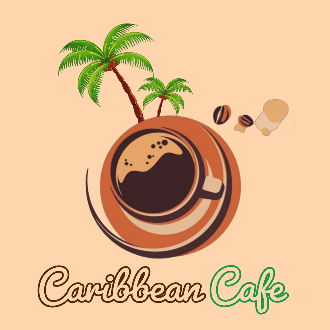 Caribbean Cafe Logo Design