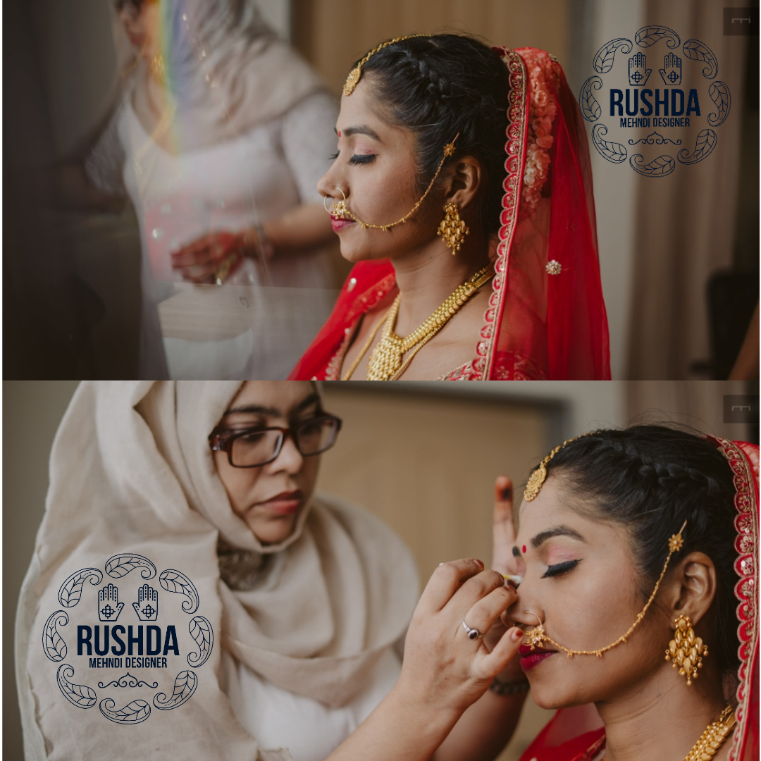 BRIDAL MAKEUP ARTIST IN MUMBAI 03