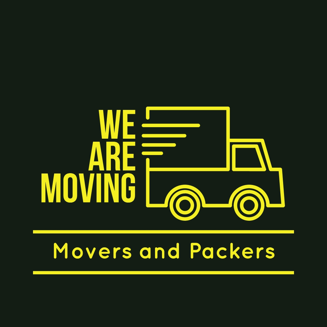 Movers and Packers Logo Design