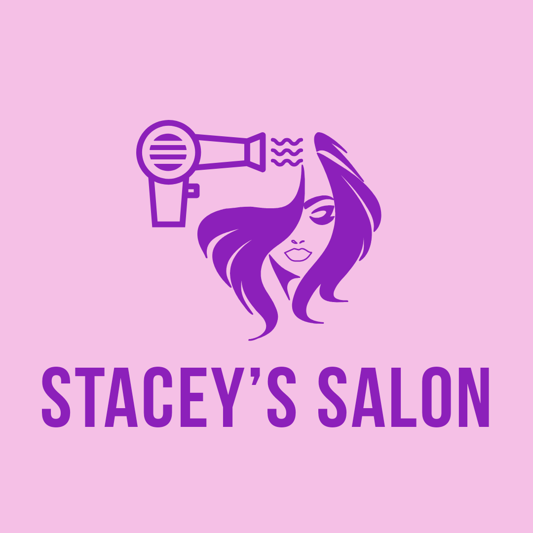 Stacey's Salon Logo Design